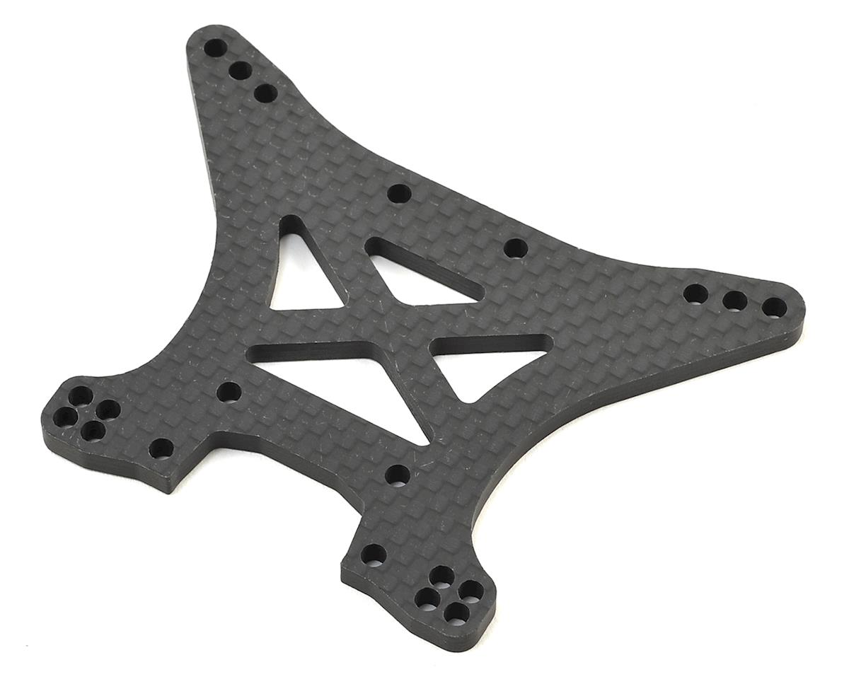 Traxxas Slash 4x4/Stampede 4x4 MT 4.0mm Carbon Fiber Front Shock Tower by JConcepts