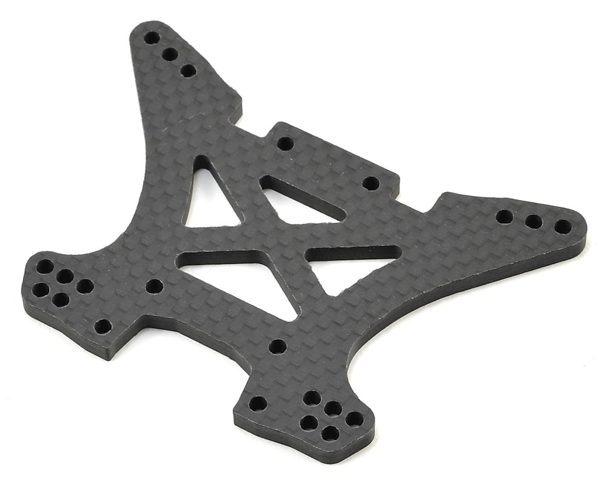 JConcepts Traxxas Slash 4x4/Stampede 4x4 MT 4.0mm Carbon Fiber Rear Shock Tower