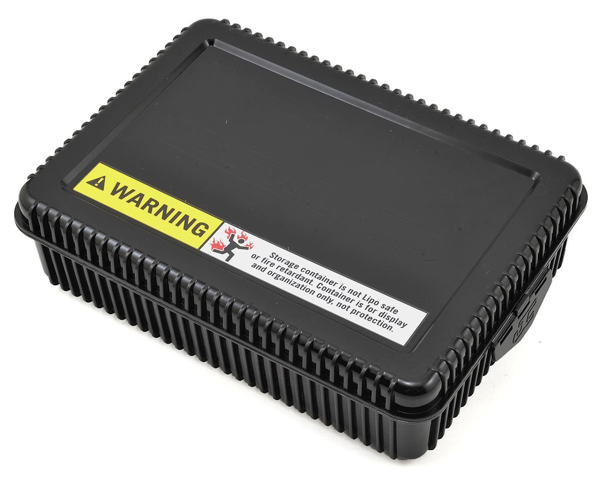 Shorty Storage Box wFoam Liner Black by JConcepts JCO2496 2
