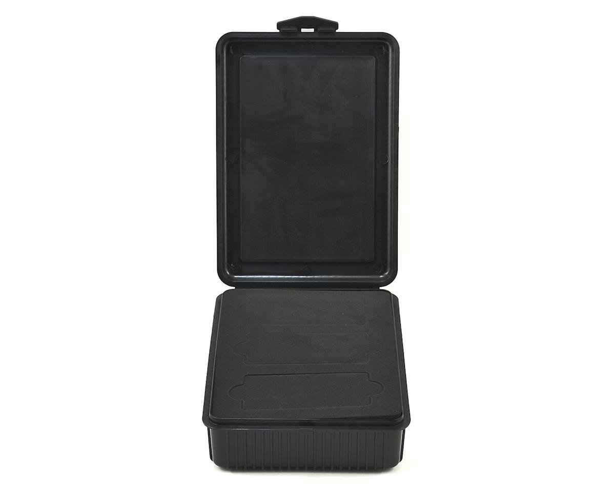 Shorty Storage Box w/Foam Liner (Black) by JConcepts