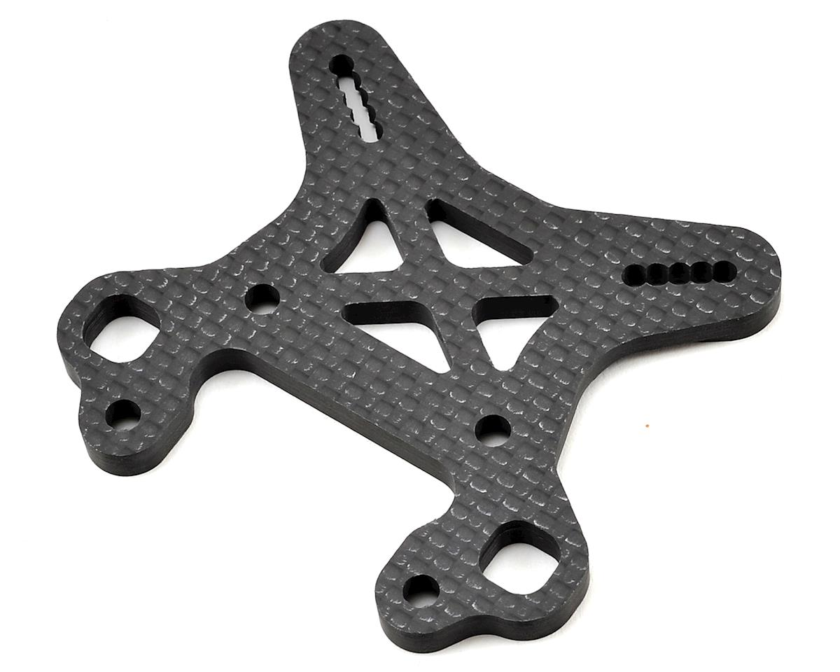 JConcepts RC8B3 5mm Carbon Fiber Front Shock Tower