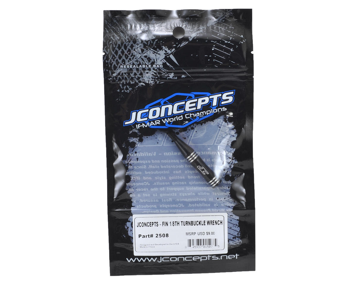 Fin 5mm 1/8th Turnbuckle Wrench by JConcepts