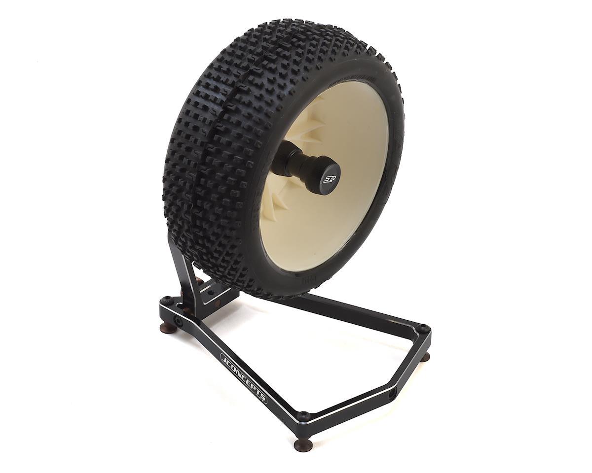 JConcepts Tire Balancer w/Case (Black)