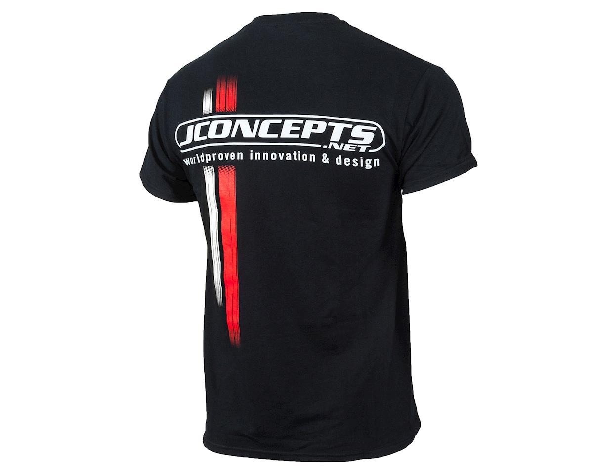 JConcepts JR Mitch Racing Stripes T-Shirt (XL)