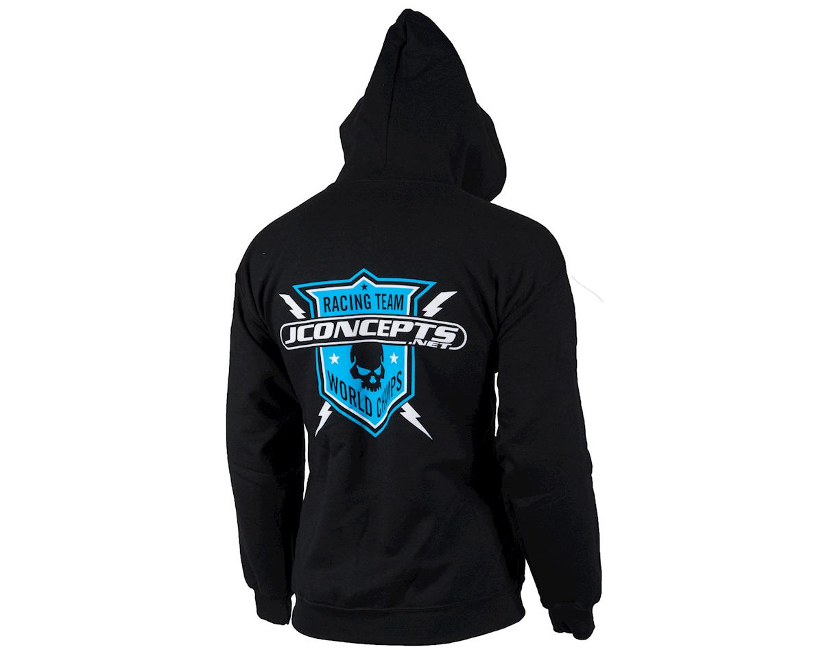 JConcepts Skull Hoodie Sweatshirt (XL)