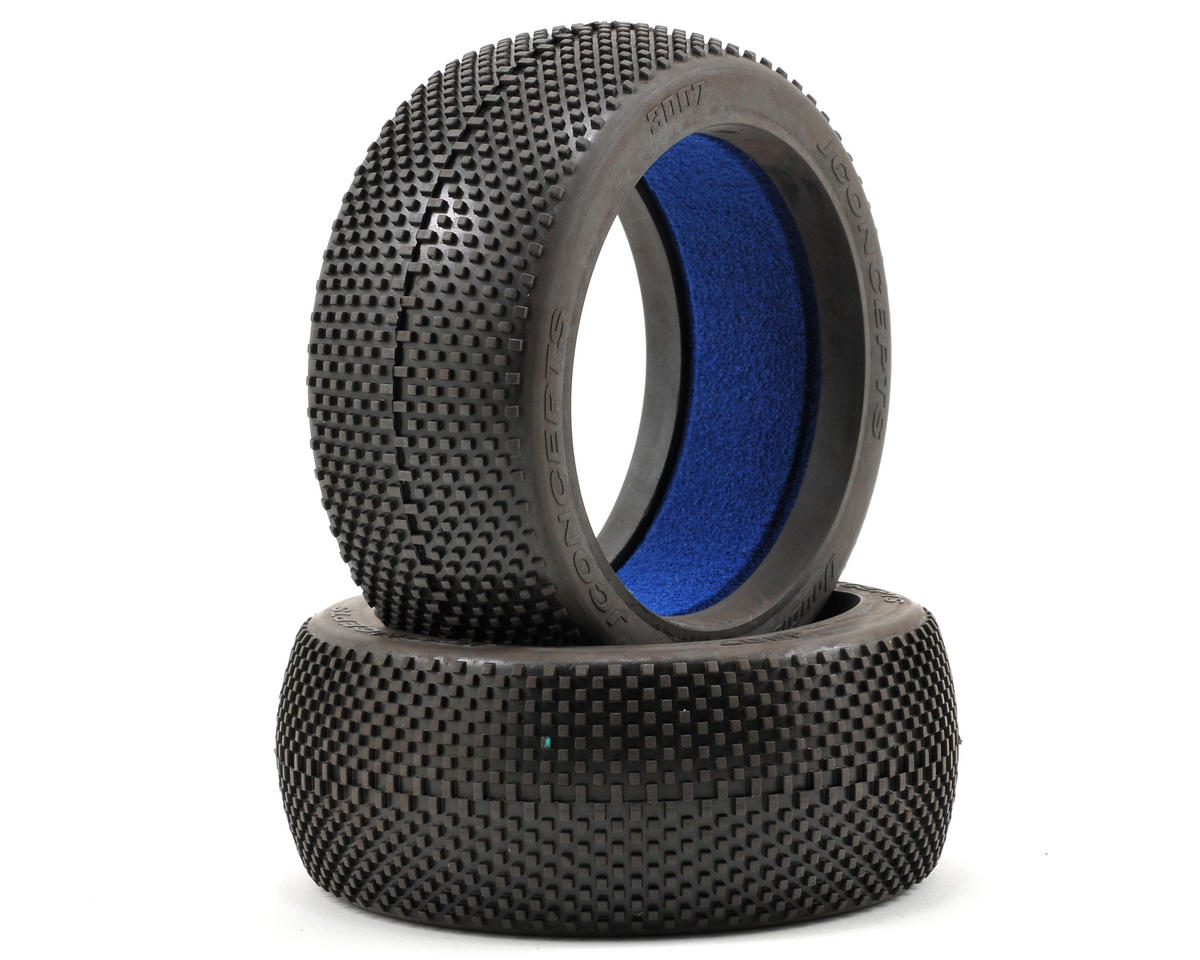 JConcepts Double Dee's V2 1/8th Buggy Tire (2)