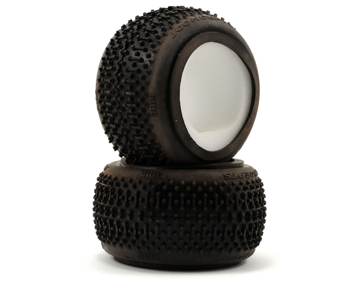 "Goose Bumps 2.2"" Front 4WD Buggy Tires (2) by JConcepts"