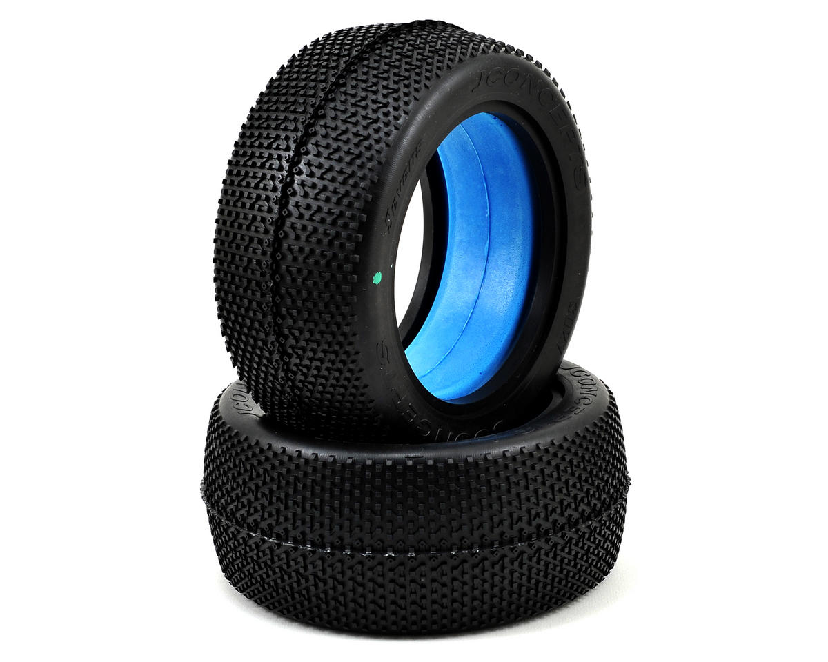 JConcepts Sevens Half-Ups 1/8th Truggy Tires (2)