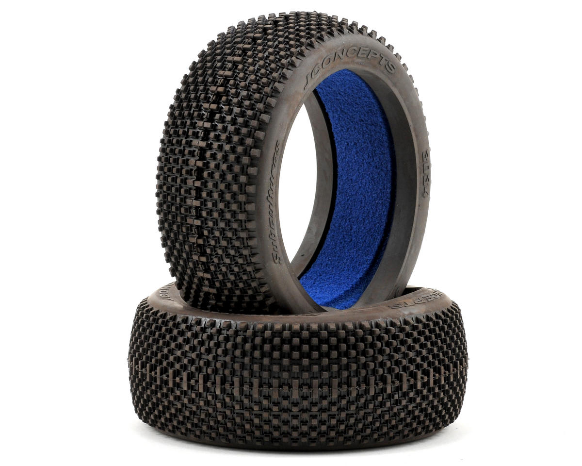 JConcepts Subcultures 1/8th Buggy Tires (2)