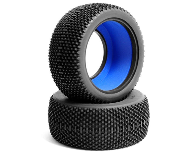 Subcultures Short Course Tires (2) (Green) by JConcepts