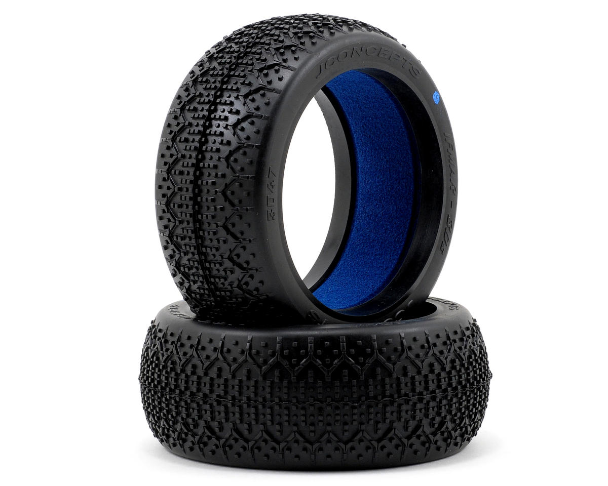 JConcepts 3D's 1/8th Buggy Tires (2)