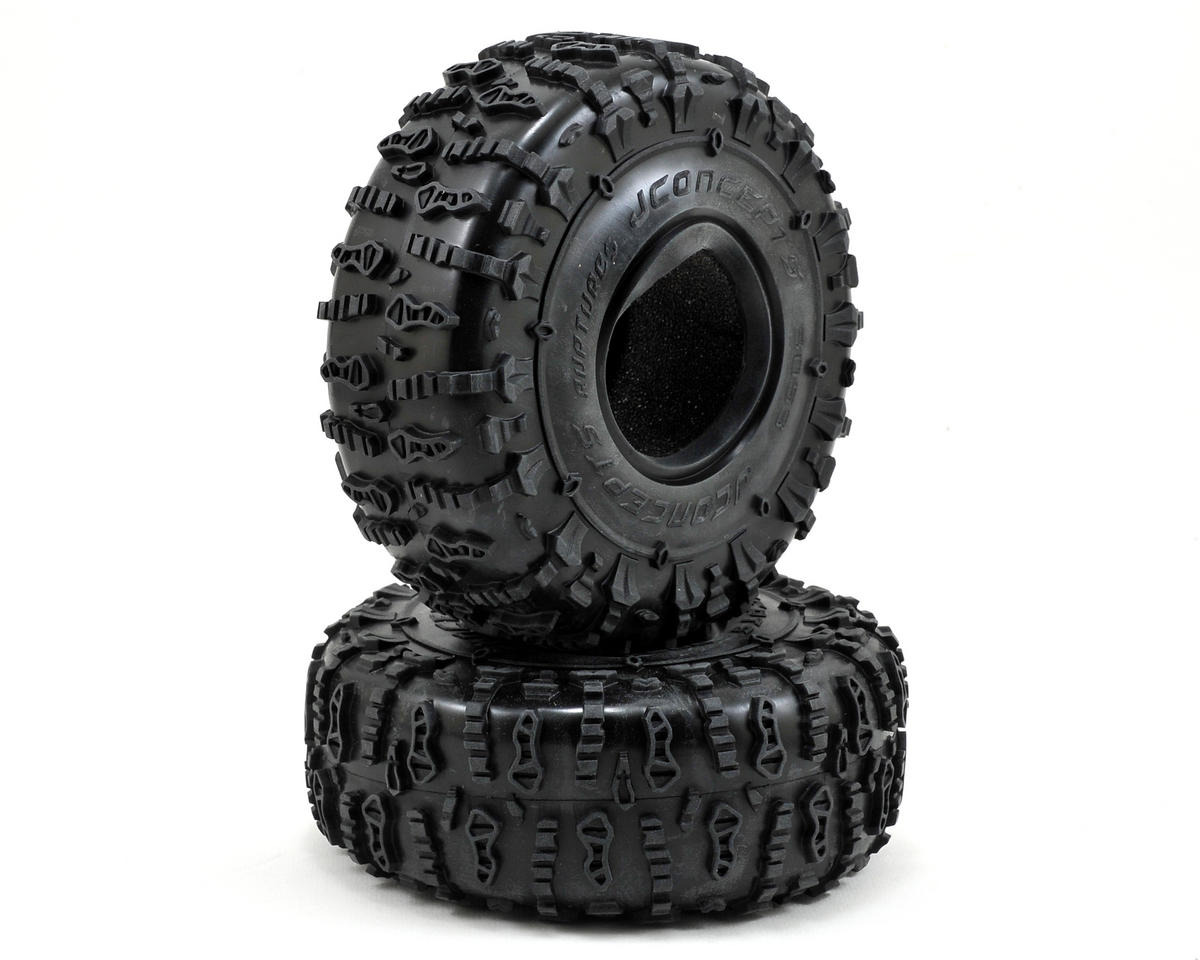 "JConcepts Ruptures 1.9"" Rock Crawler Tires (2)"