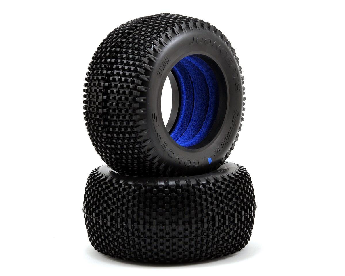 """JConcepts Subcultures 2.8"""" Truck Tires (2) (Traxxas Jato)"""