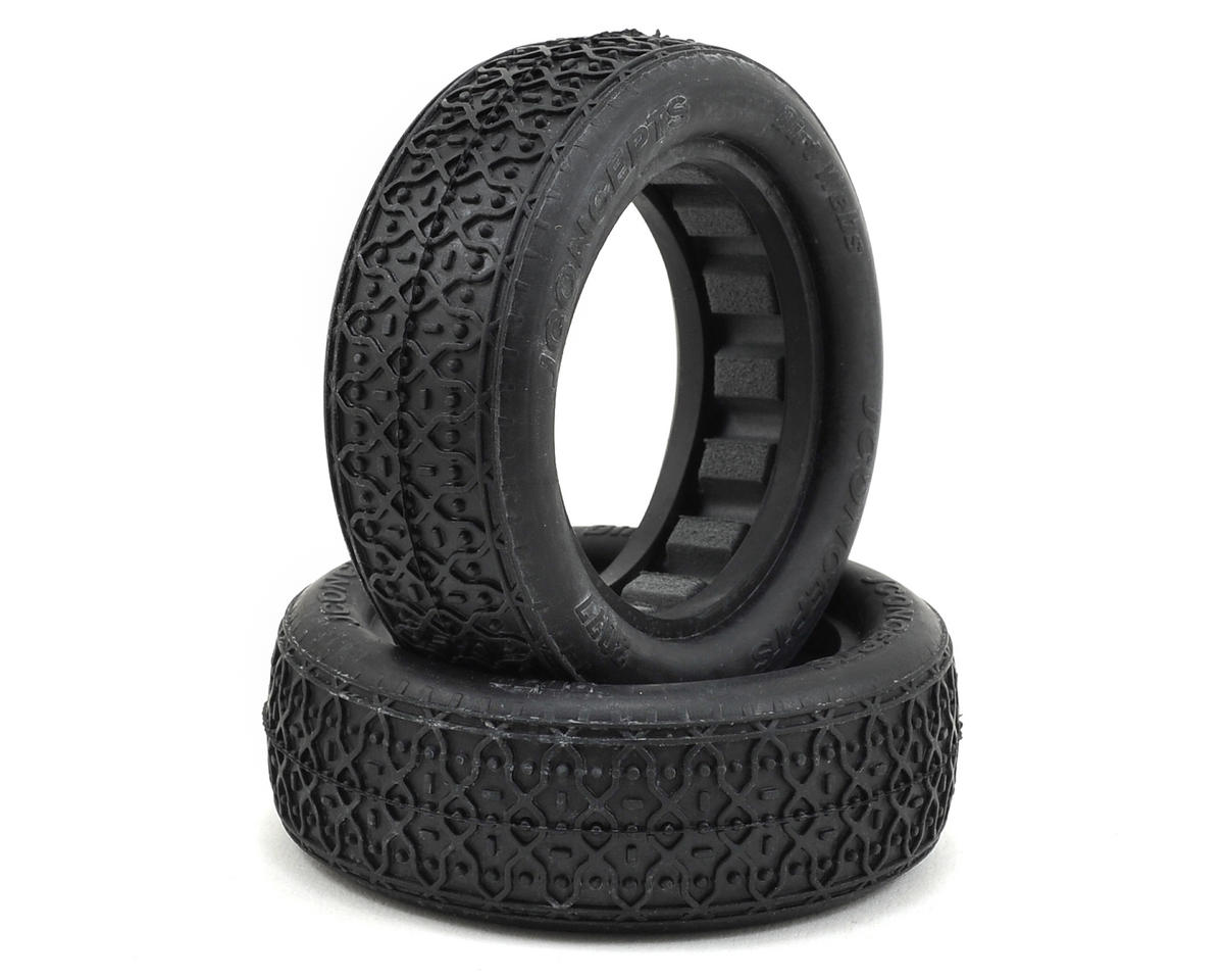 "JConcepts Dirt Webs 2.2"" 2WD Front Buggy Tires w/Dirt Tech Inserts (2)"
