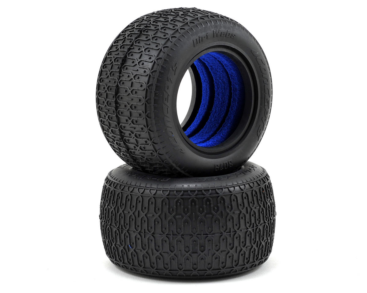 "JConcepts Dirt Webs 2.2"" Truck Tires (2)"