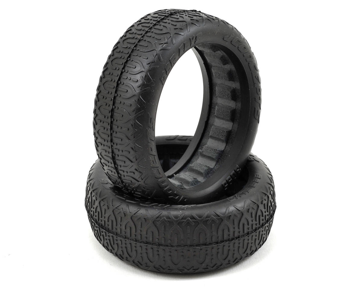 JConcepts Bar Flys 60mm 2WD Front Buggy Tires (2)