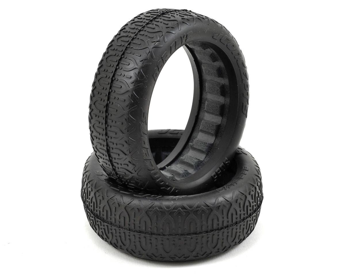 JConcepts Bar Flys 60mm 2WD Front Buggy Tires (2) (Black)