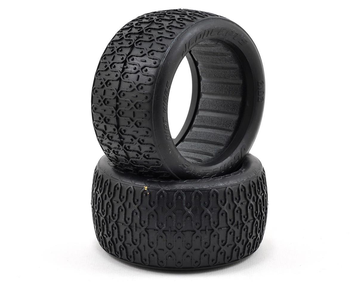JConcepts Dirt Webs 60mm Rear Buggy Tires (2) (Gold)