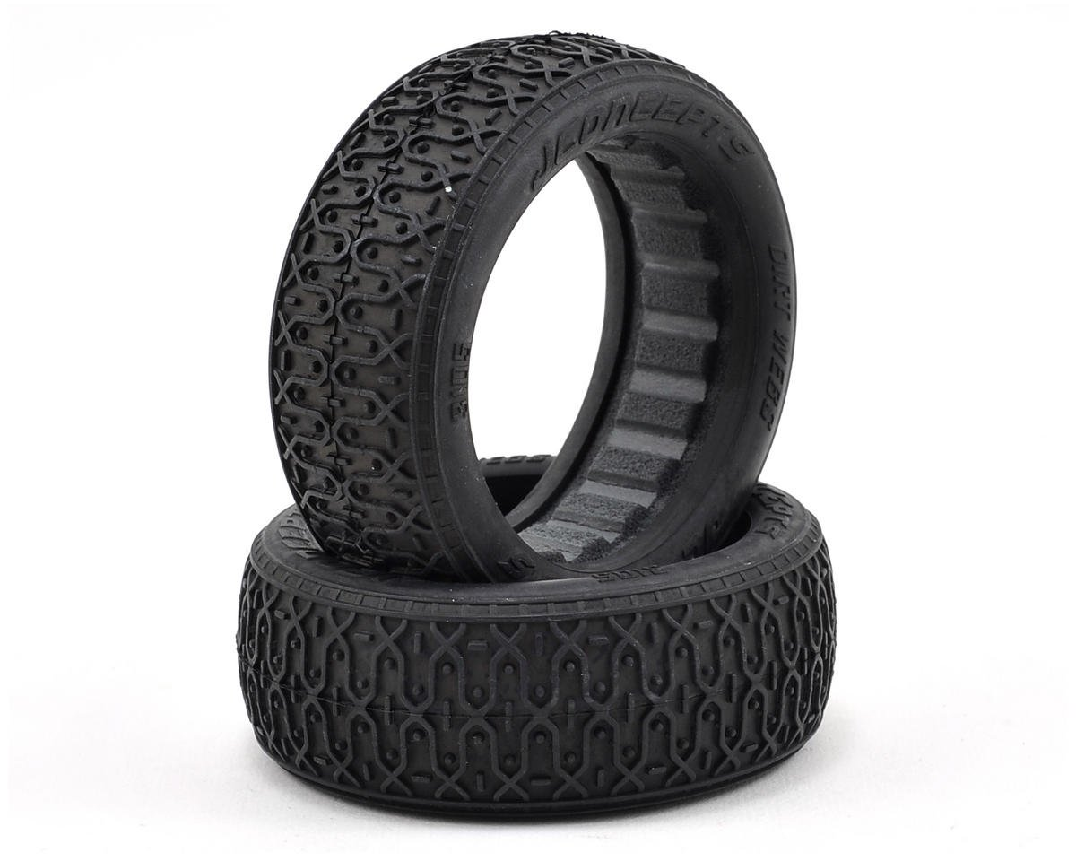 JConcepts Dirt Webs 60mm 4WD Front Buggy Tires (2)