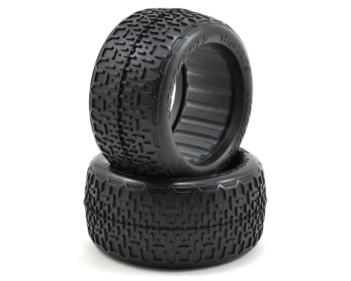 JConcepts Whippits 60mm Rear Buggy Tires (2) (Green)
