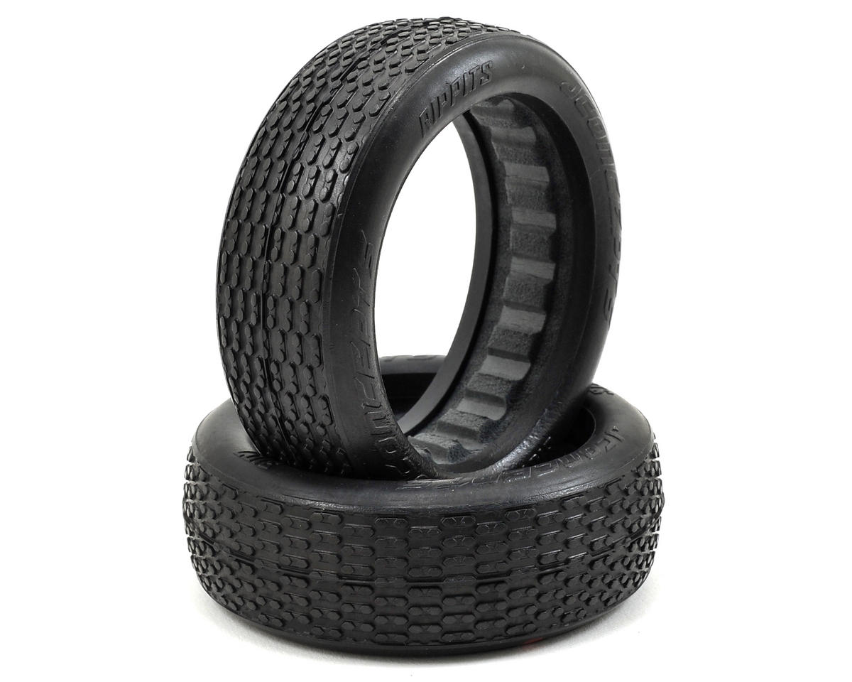 JConcepts Rippits 60mm 2WD Front Buggy Tires (2)