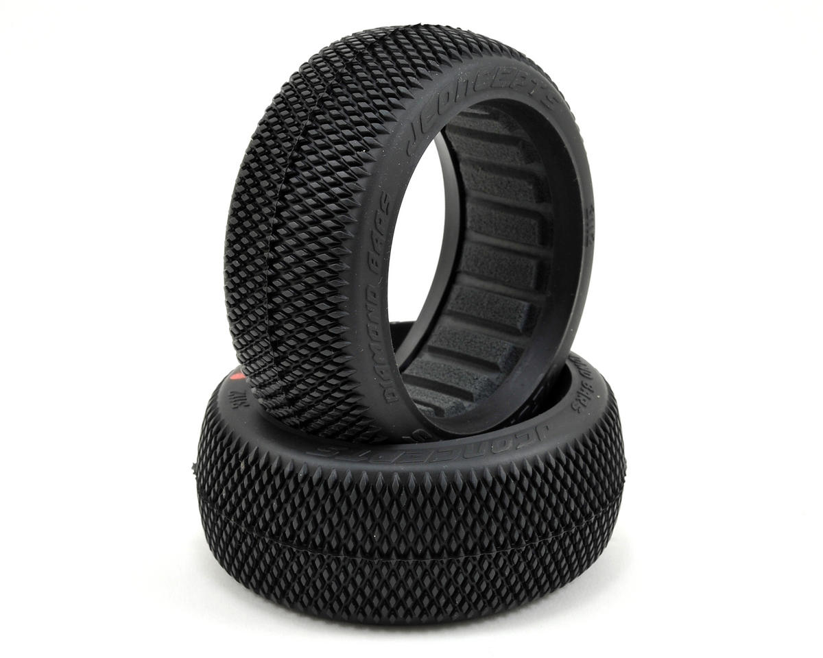JConcepts Diamond Bars 1/8 Buggy Tires (2)
