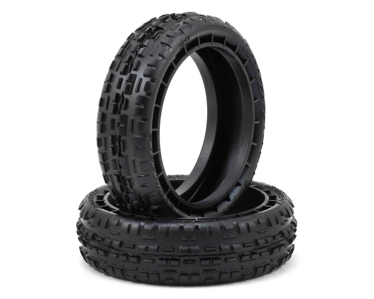 "JConcepts Swaggers Carpet 2.2"" 2WD Front Buggy Tires (2)"
