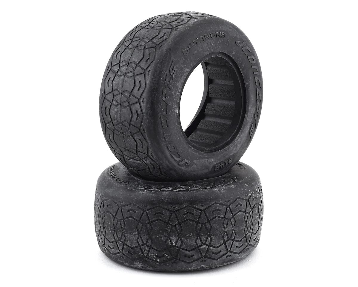 JConcepts Octagons Short Course Tires (2) (Gold)