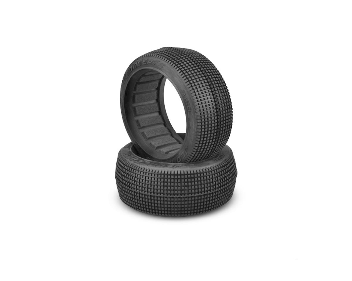JConcepts Blockers 1/8th Buggy Tires (2) (Green)