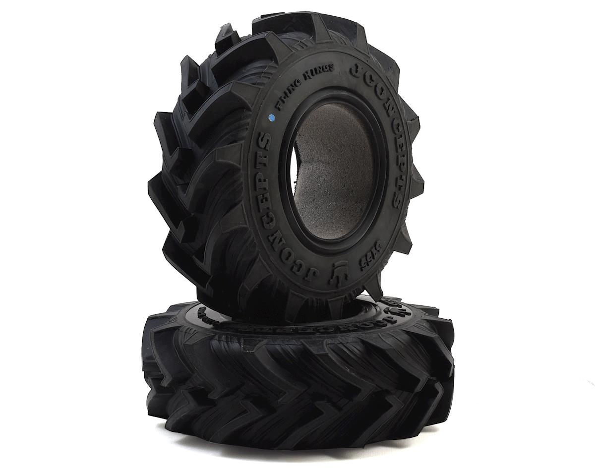 "JConcepts Fling King 2.6"" Mega Monster Truck Tires (2)"