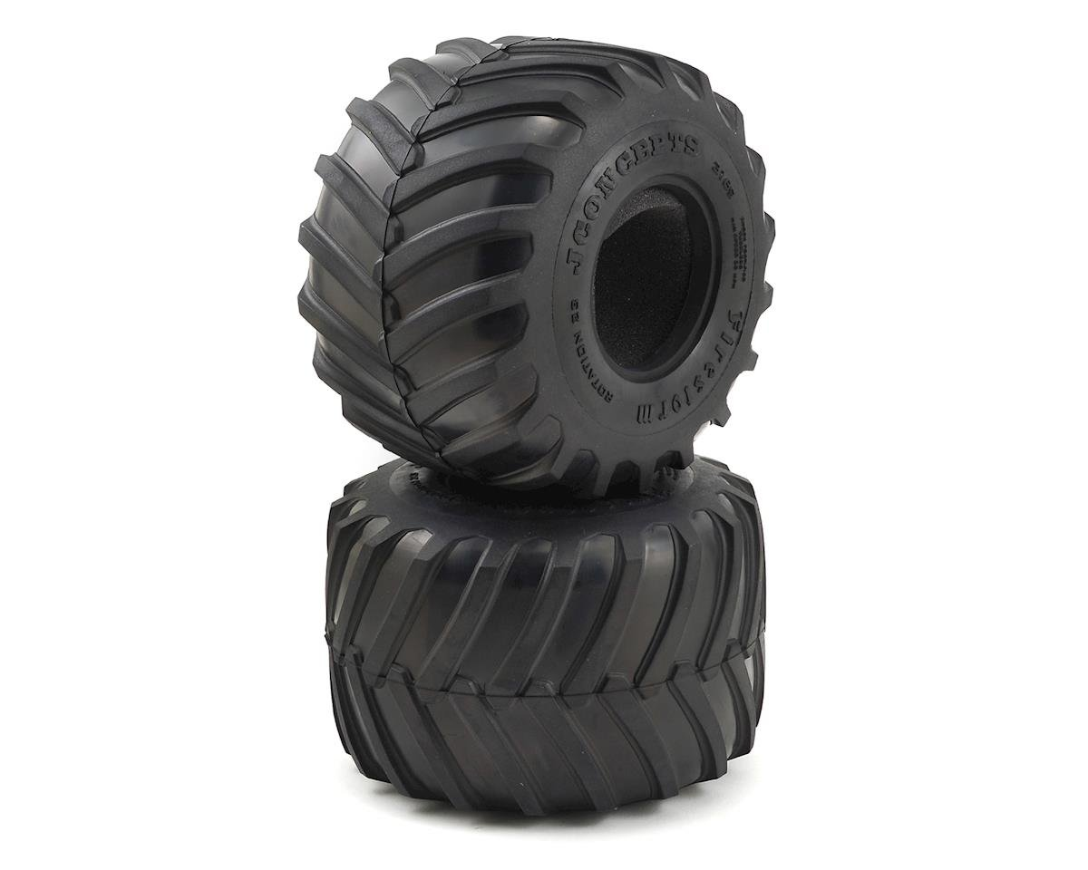 "2.6"" Firestorm Monster Truck Tires (2) by JConcepts"