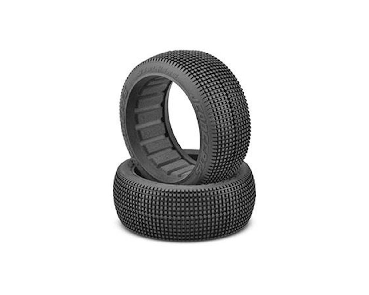 JConcepts Stalkers 1/8th Buggy Tire (2) (Green)