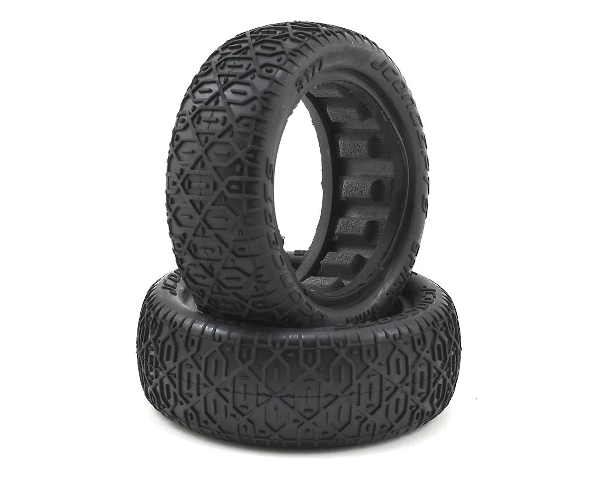 "JConcepts Space Bars 2.2"" 2WD Front Buggy Tire (2)"