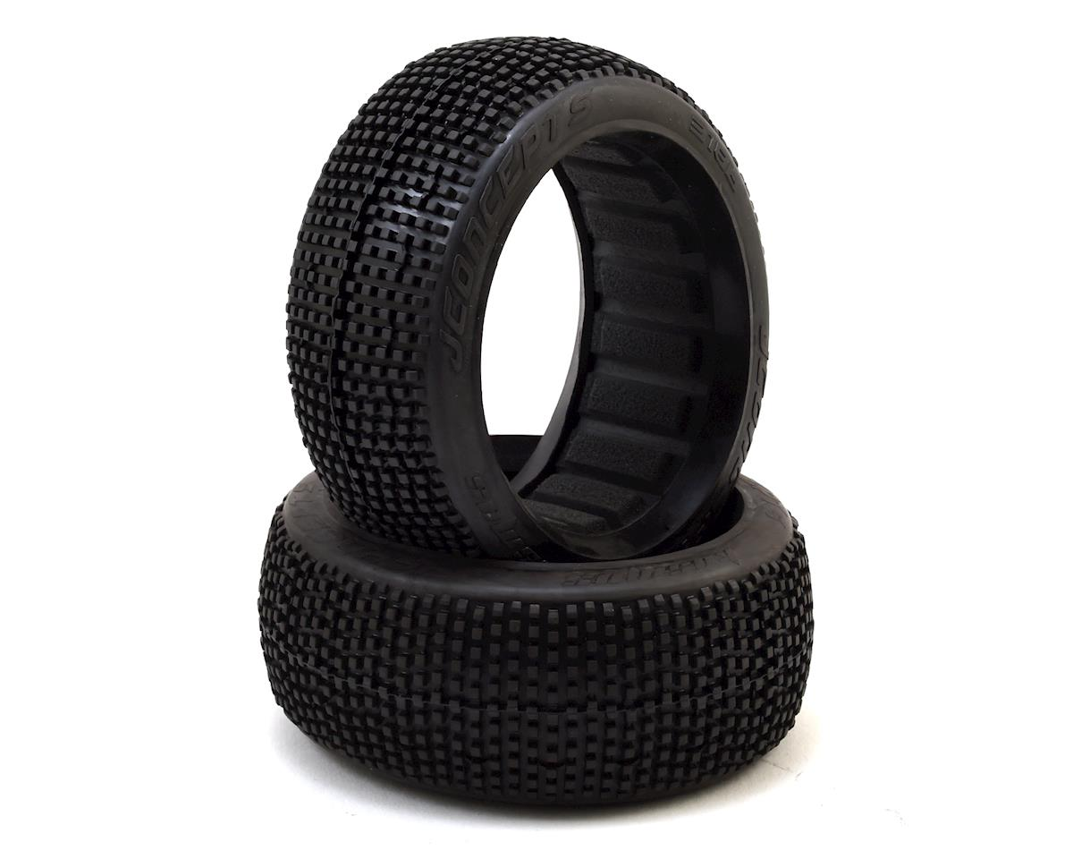 Kosmos 1/8 Buggy Tire (2) (Yellow2 - Long Wear) by JConcepts