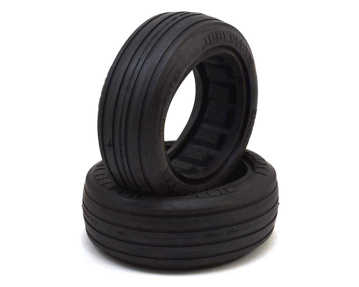 "JConcepts Hotties Street Eliminator 2.2"" Drag Racing Front Tire (2)"