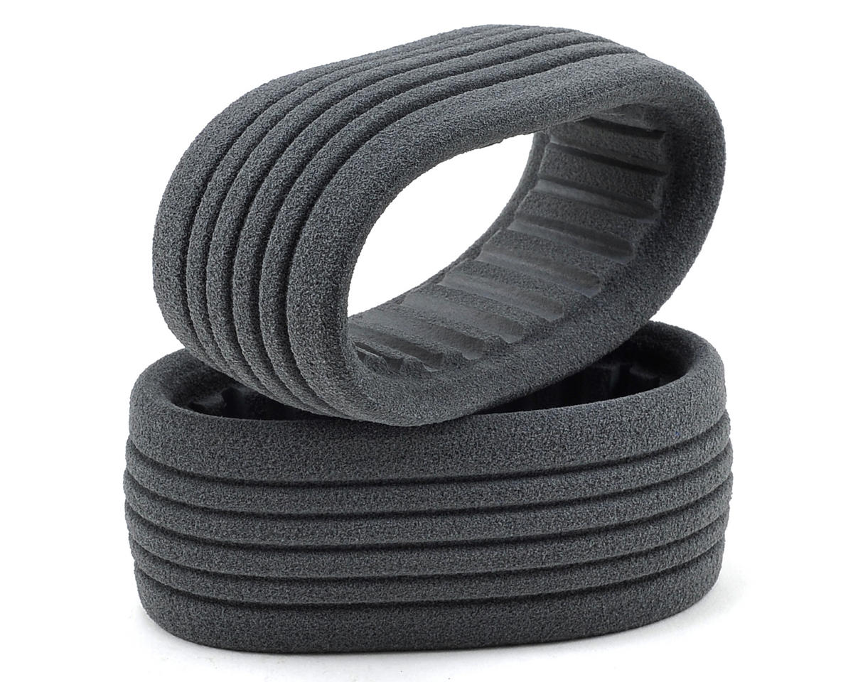 "JConcepts ""Dirt-Tech"" 60mm 1/10 Rear Buggy Closed Cell Tire Insert (2)"