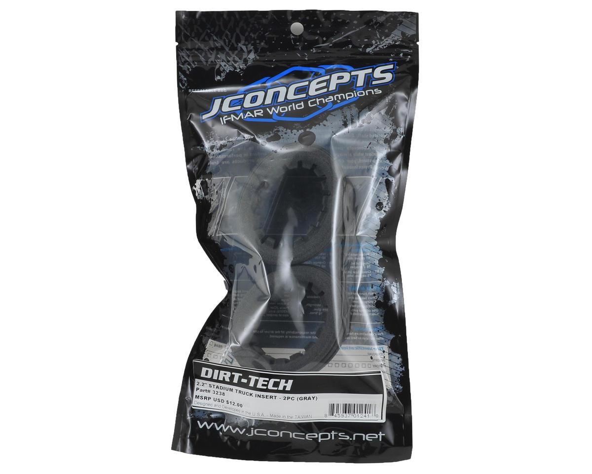 JConcepts Dirt-Tech 1/10 Truck Closed Cell Insert (2)