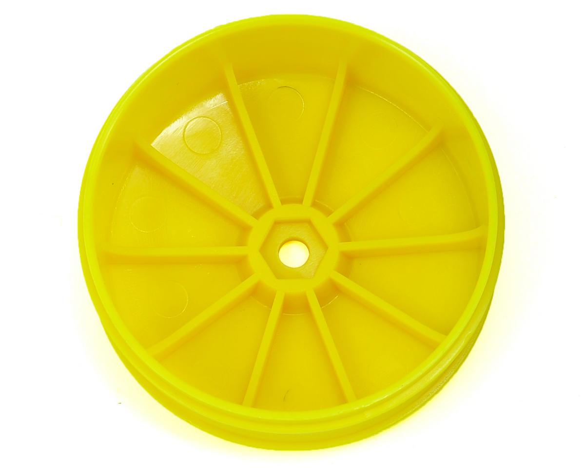 JConcepts BULLET 4 60mm B44.2 Front Wheel Yellow