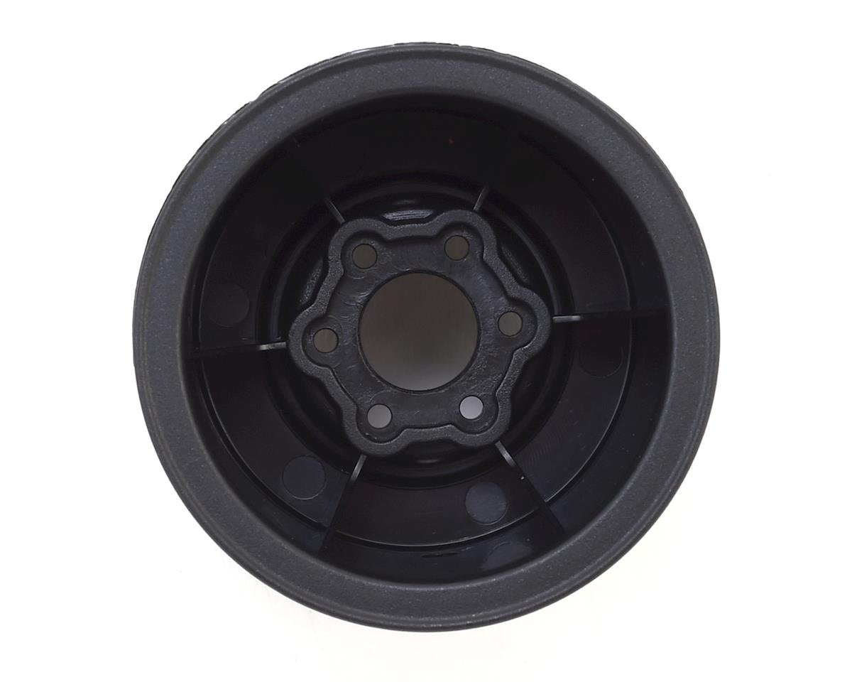 "Image 2 for JConcepts 12mm Hex Midwest 2.2"" Monster Truck Wheel (2) (Black)"