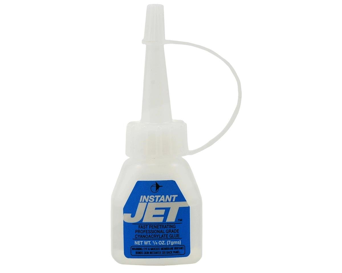 Jet Glue CGM Enterprises Jet Instant Glue (1/4oz)