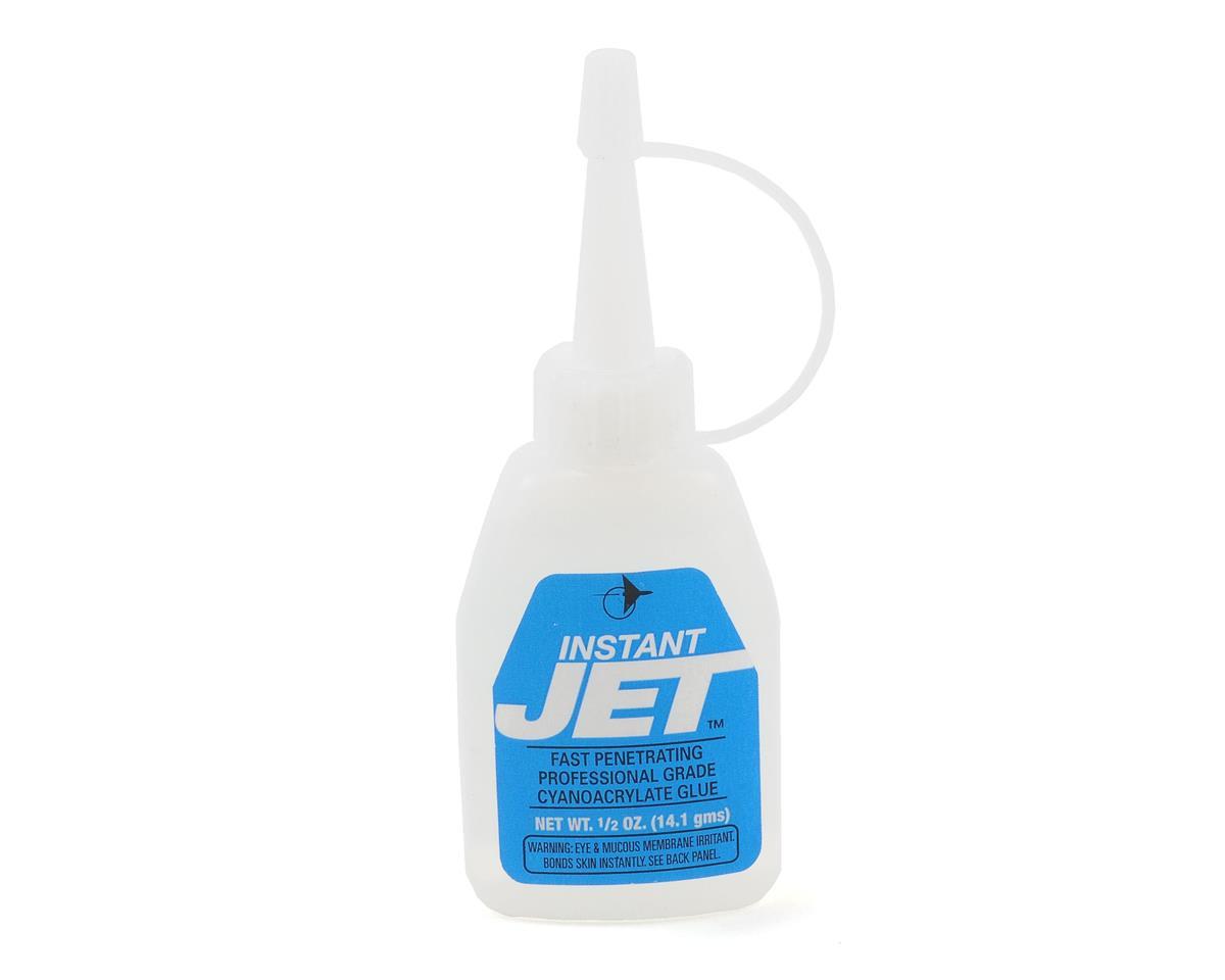 Jet Glue prises Instant Jet Glue (1/2oz)
