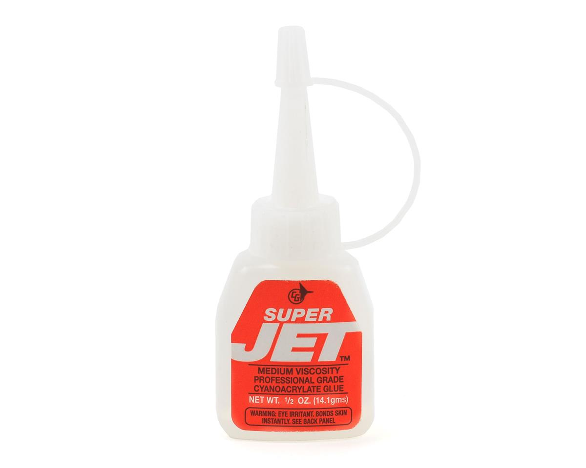 Jet Glue prises Super Jet Glue (1/2oz)