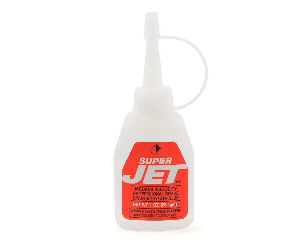 Jet Glue prises Super Jet Glue (1oz)