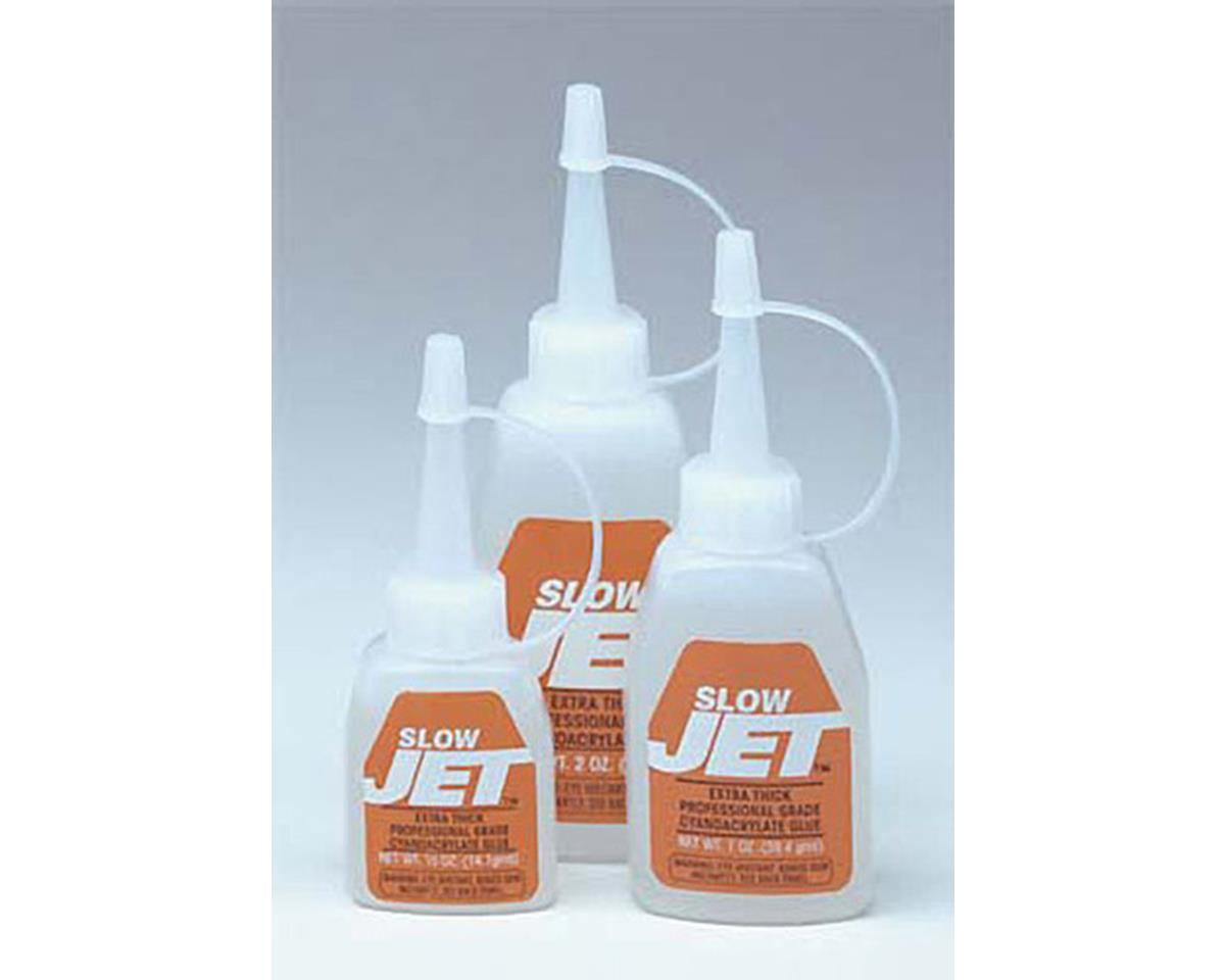 Jet Glue 772 Slow Jet 1/2 oz