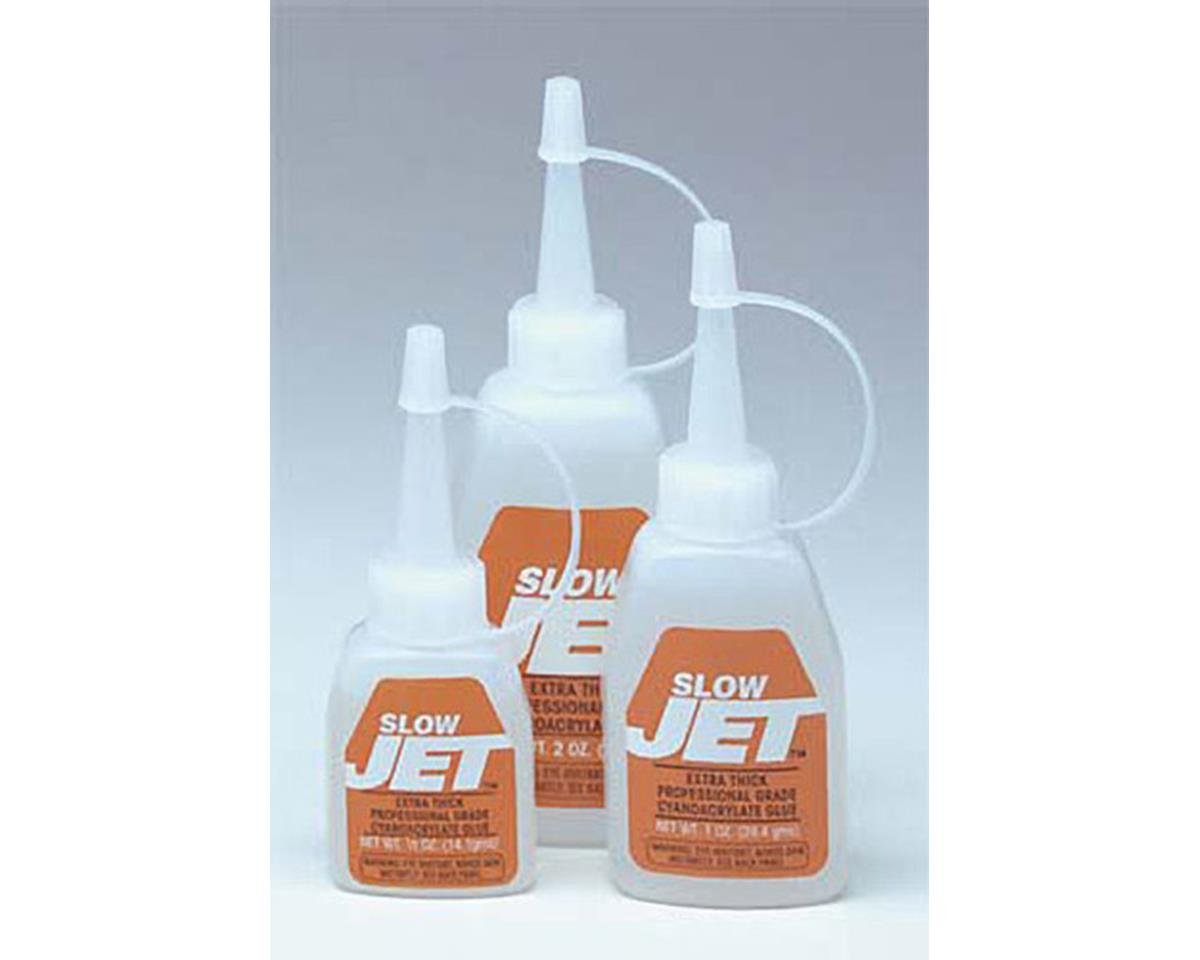 Jet Glue 773 Slow Jet 1 oz