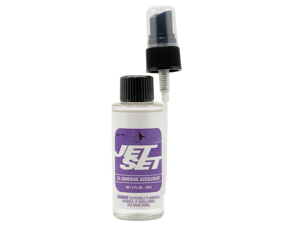 Jet Glue CGM Enterprises Jet Set Accelerator (2oz)