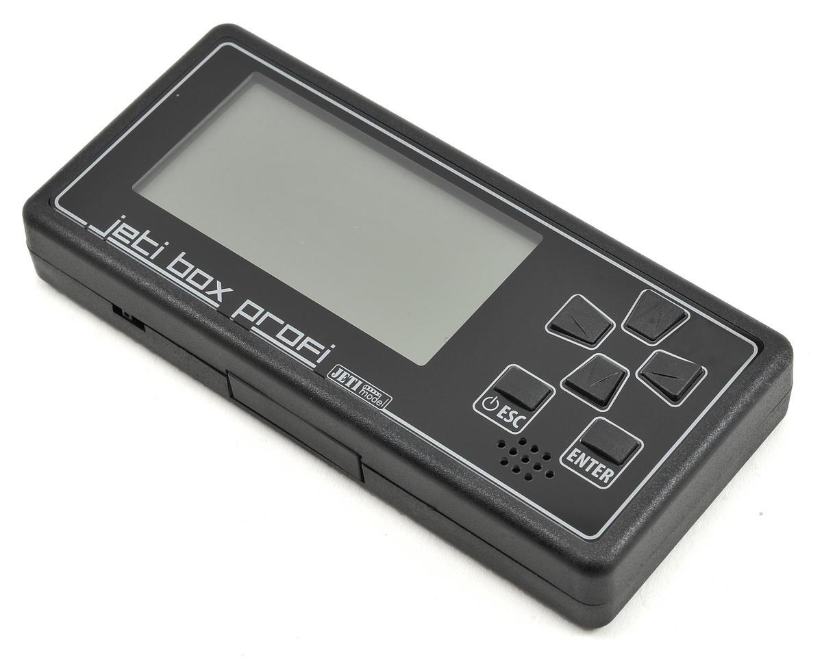 JETI Telemetry JetiBox Profi US Monitor/Programmer