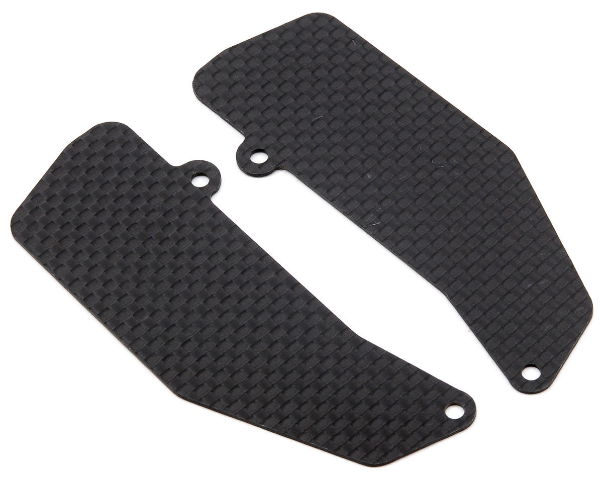 Jammin Products Carbon Fiber Rear Arm Mud Guard Set