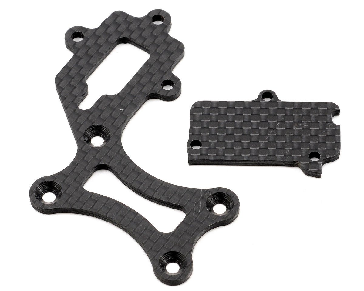 Jammin Products TEN SCTE Carbon Center Top Plate/Transponder Mount