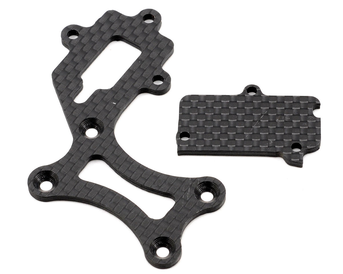 TEN SCTE Carbon Center Top Plate/Transponder Mount